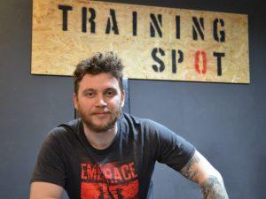 Training spot - osobni trener Tomislav Bišćan - Mjesto za trening